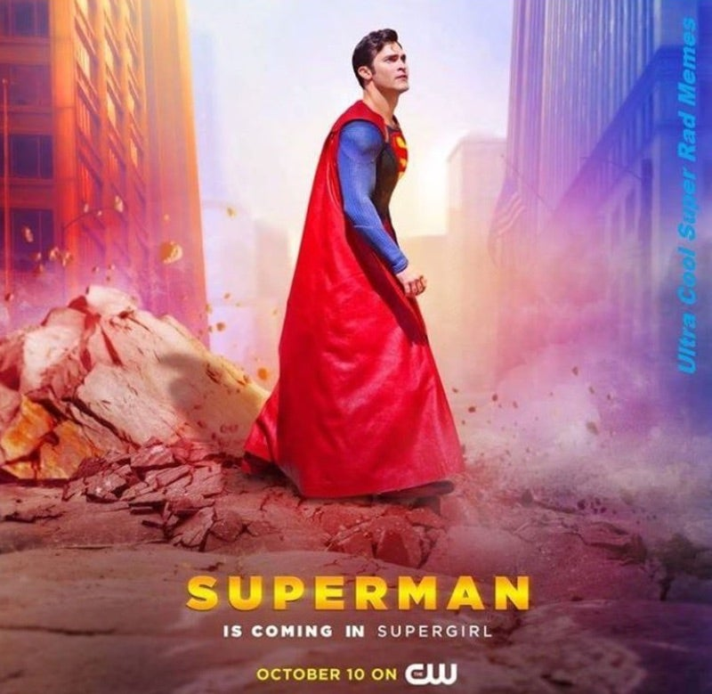 This, Um, Unfortunate Supergirl Ad Is Totally Fake ...
