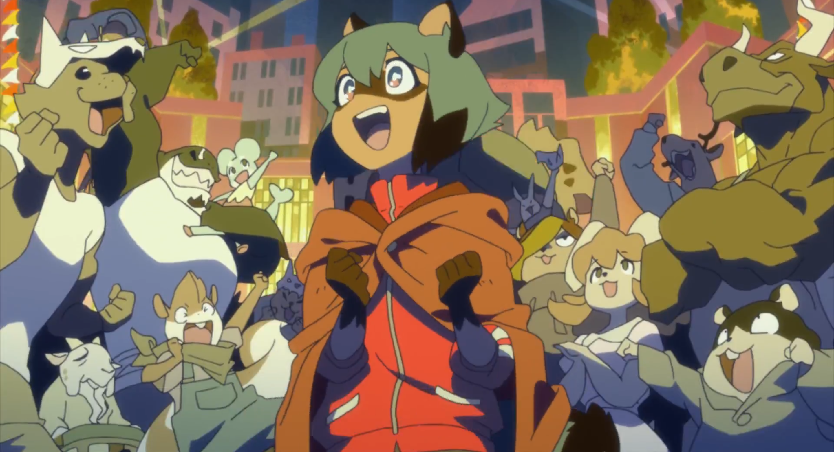 Introspective Furry Anime Are Having A Moment