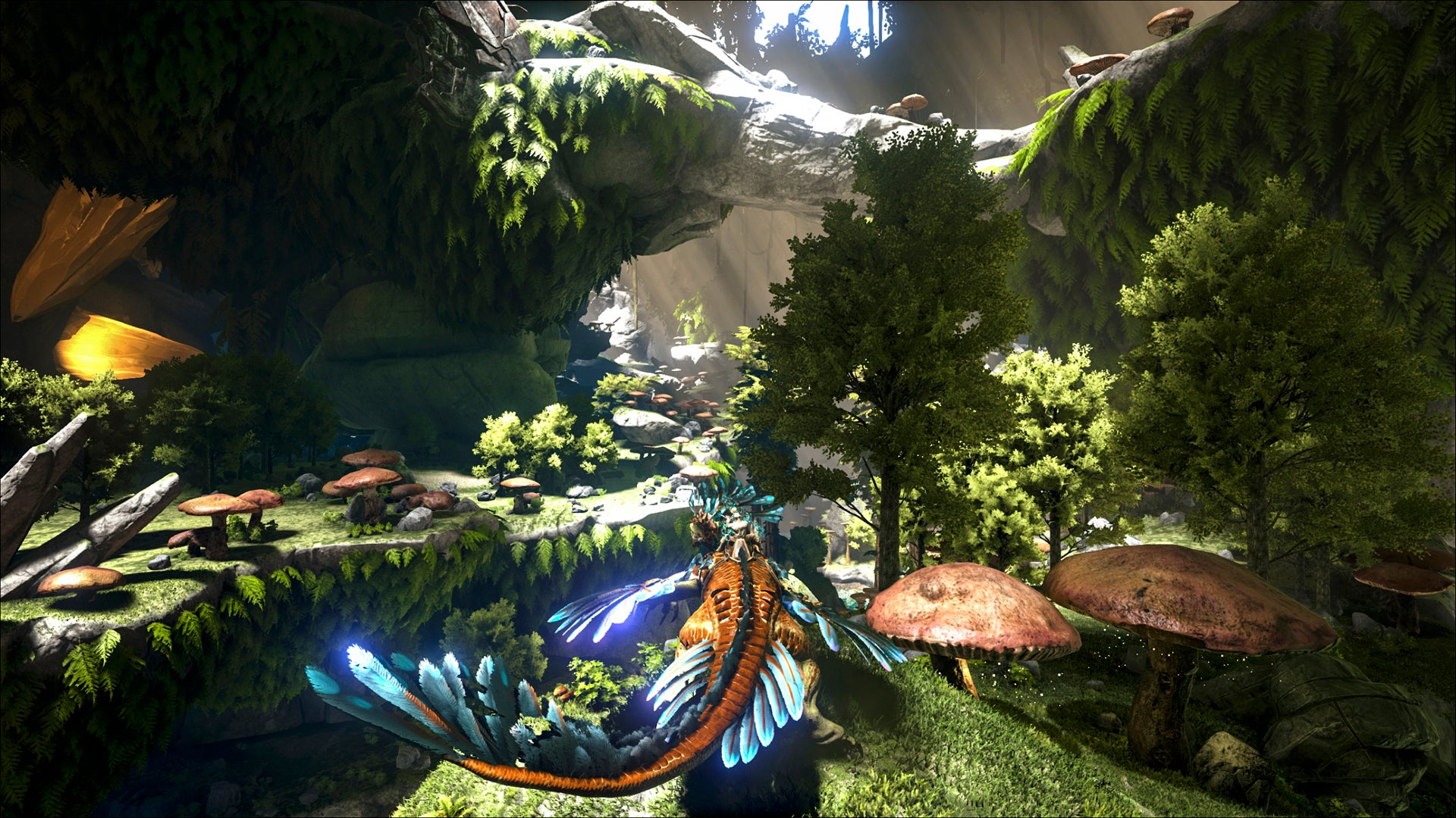 Ark: Survival Evolved - Aberration Announced; Includes New Weapons, New Challenges, and More