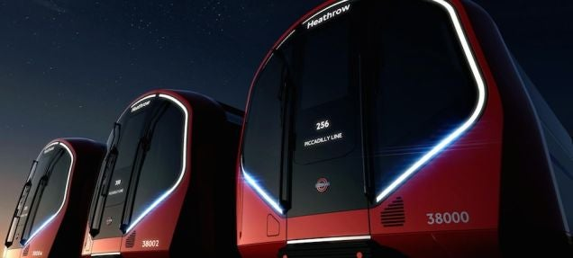 How London's Amazing New Trains Were Designed
