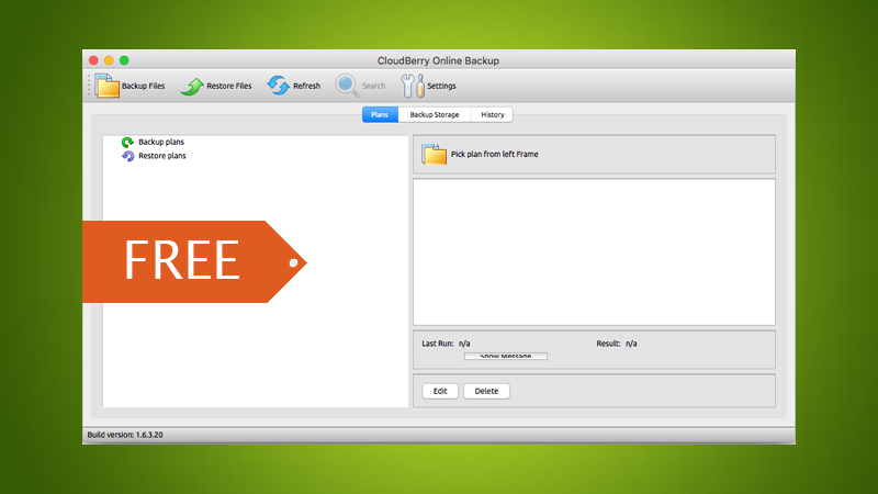 Grab A Free Licence For CloudBerry Backup Pro For Mac Or Linux, Normally $39