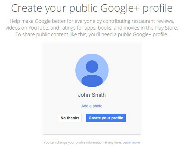 Gmail No Longer Forces New Users to Make a Google+ Account