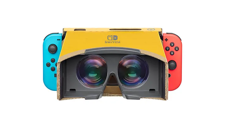 Introduce Your Kid To Virtual Reality With Nintendo Labo VR