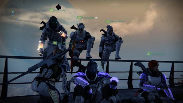 Meet The People Who Beat Destiny's First Massive Raid