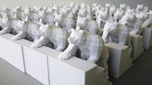 An Army of 3D-Printed Bears Went Into This Adorable Animation