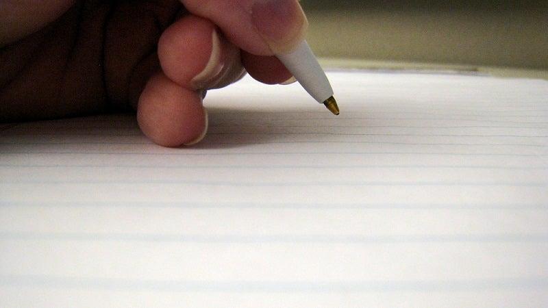 Break Through Writer's Block With the