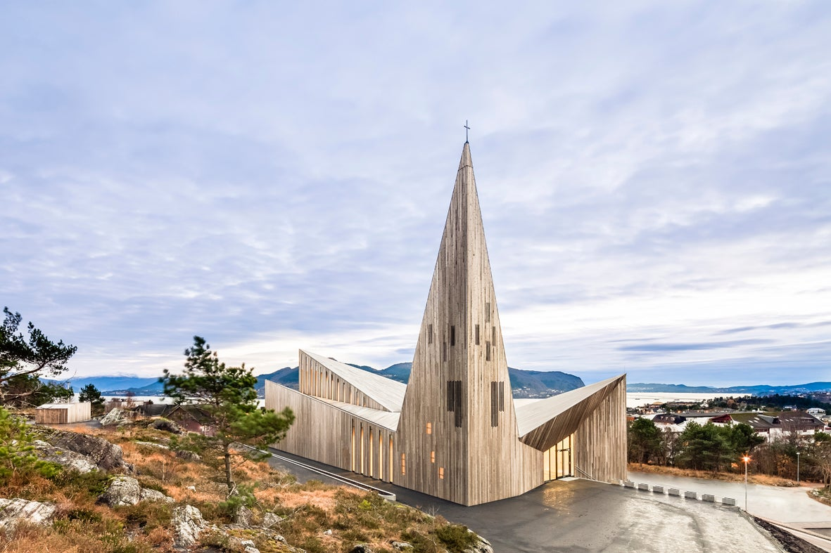 The Best Buildings of the Year, According to the Internet