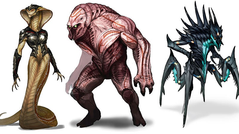 The Concept Art Of XCOM 2