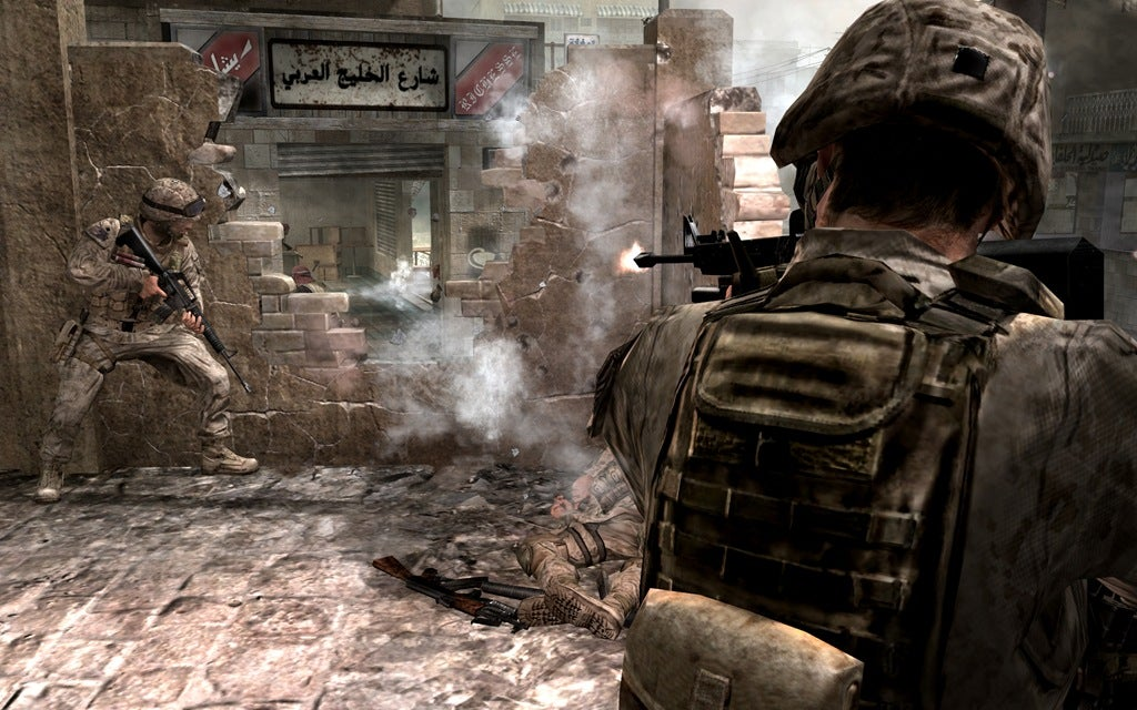 Terrorists Are Using First-Person Shooters To Spread Their Message