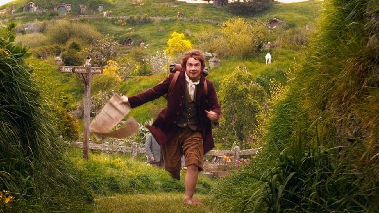 Topher Grace Made A 2-Hour Cut Of The Hobbit Trilogy, And The World Deserves To See It