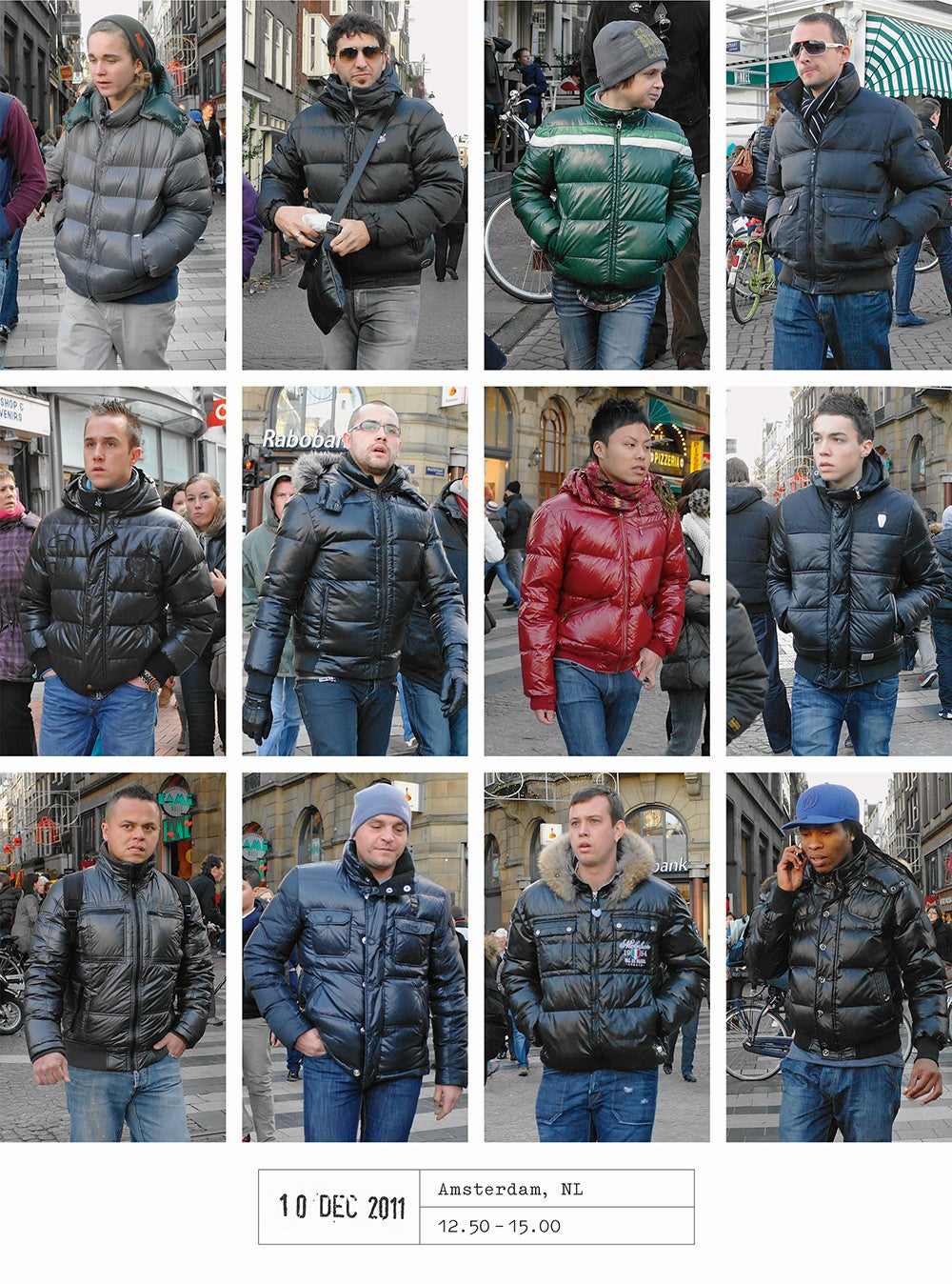 These pictures prove that there's nothing original in the way we dress