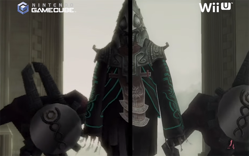 One Final Twilight Princess HD Comparison Vid Before Our Memories Get Muddled