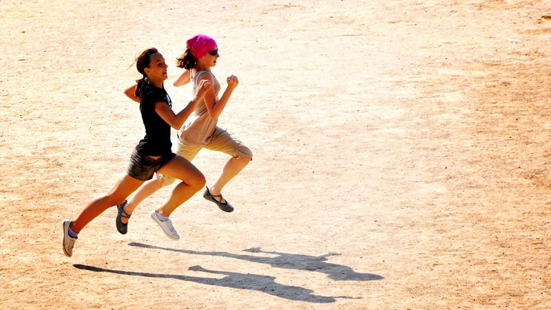 High-Intensity Interval Training Helps Slow Down The Ageing Process