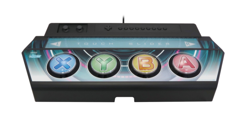 $500 Controller For Hatsune Miku Project Diva On Nintendo Switch And PS4