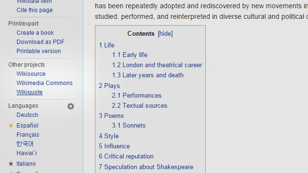 The Best Wikipedia Features Still in Beta