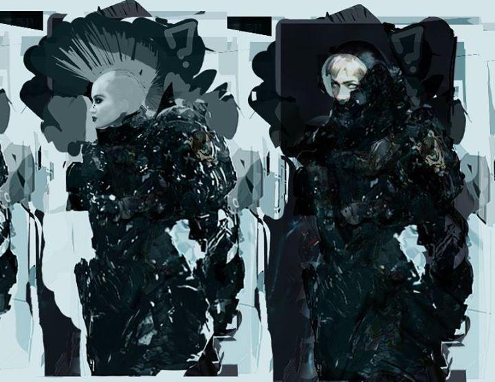 Dual-Wielding, An Artist's Impression