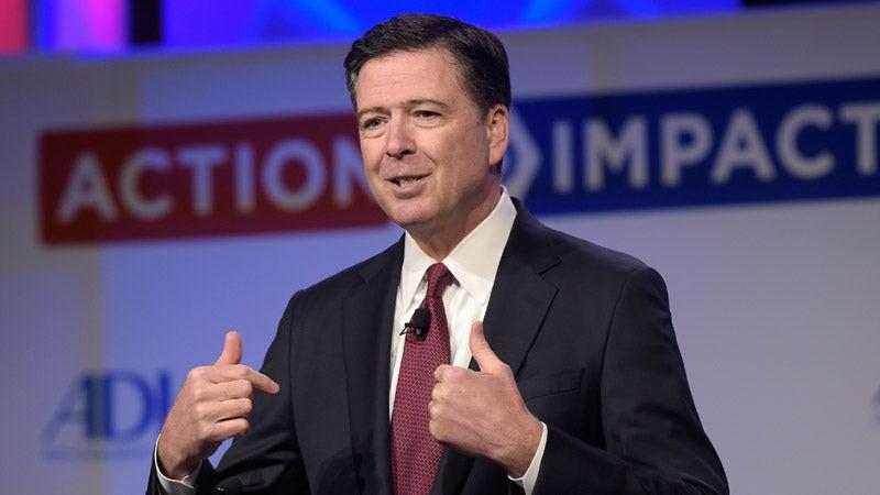 FBI Director: 'I Am Not A Tweeter'