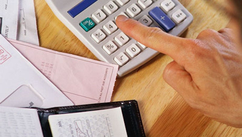 Credit Card Minimum Payments Are Designed to Keep You in Debt