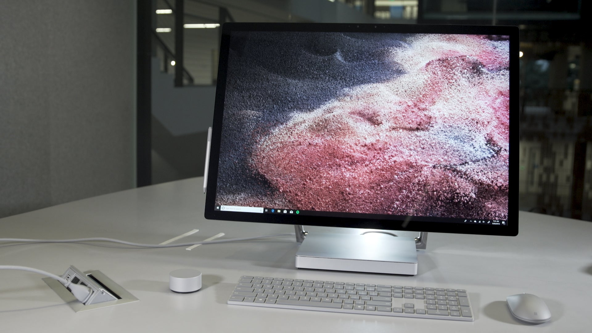 Australian Microsoft Store Stuffs Up Surface Studio 2 Processor