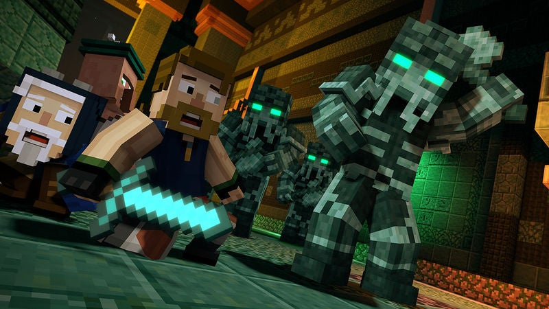 Telltale's Minecraft Currently Costs $979.65 On Xbox 360 (But You're Not Supposed To Buy It)