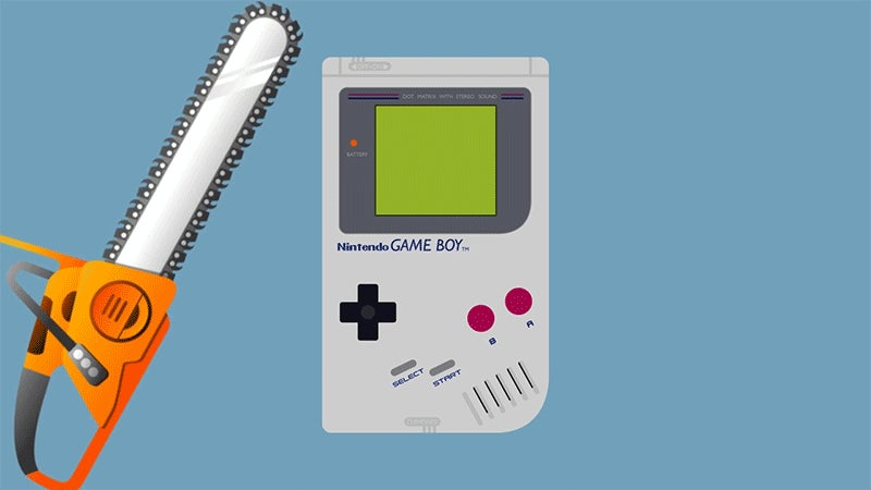 How Does a Game Boy's Brain Work?