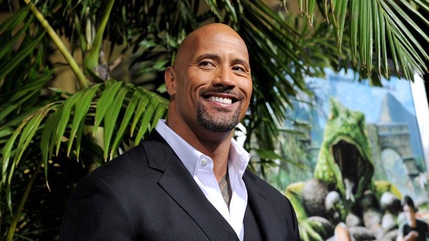 Dwayne Johnson Says Jumanji is Not a Reboot