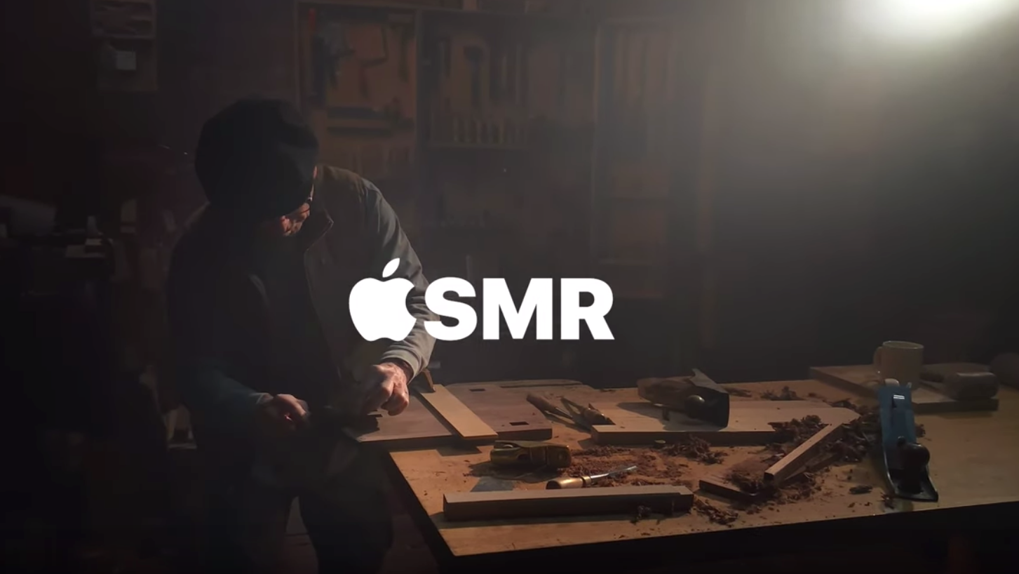 Apple's Version Of ASMR Is Like Nails On A Chalkboard To Me