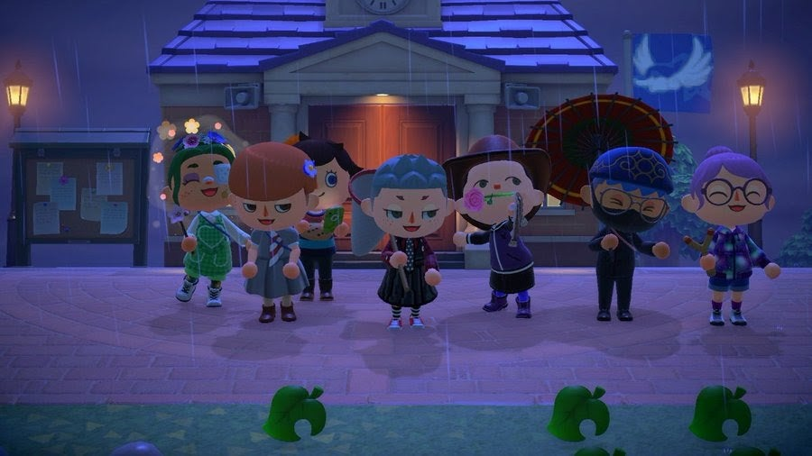 Nintendo Has Made Animal Crossing Visits As Annoying As Possible