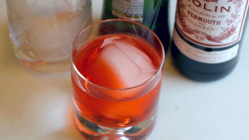 3-Ingredient Happy Hour: The Trashy Diplomat