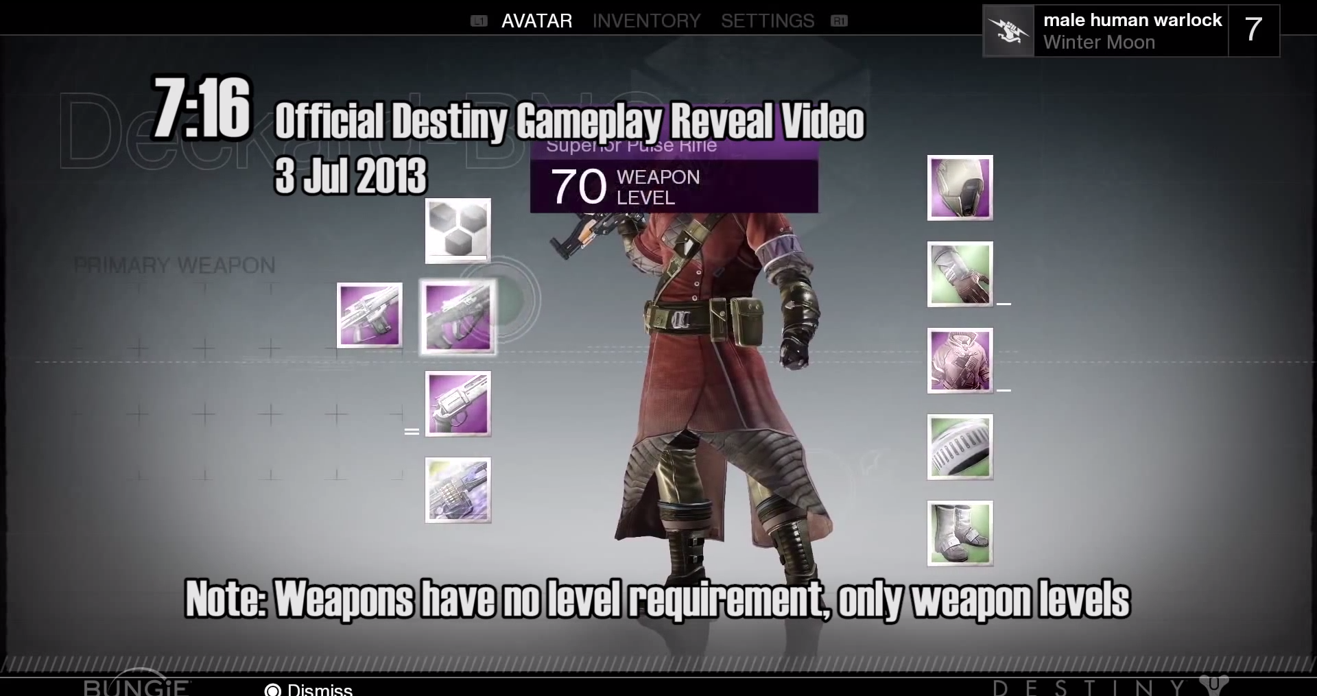 How Much Destiny Has Changed Over The Last Year