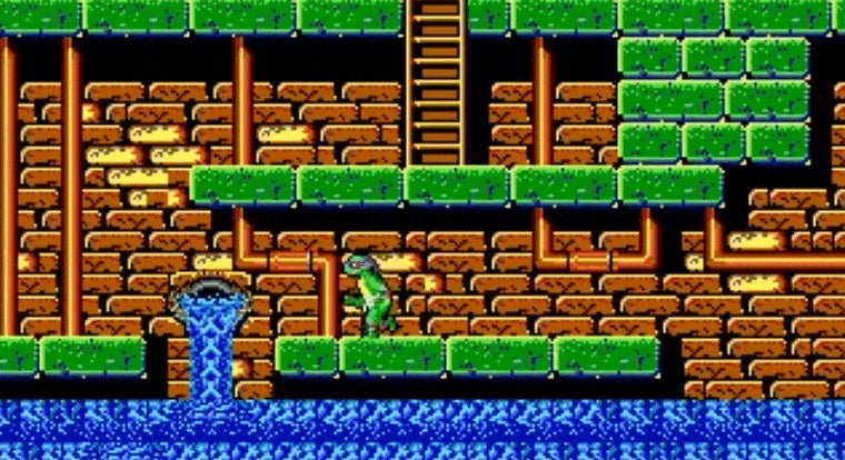 That Time A Teenage Mutant Ninja Turtle Game Was Literally Unbeatable