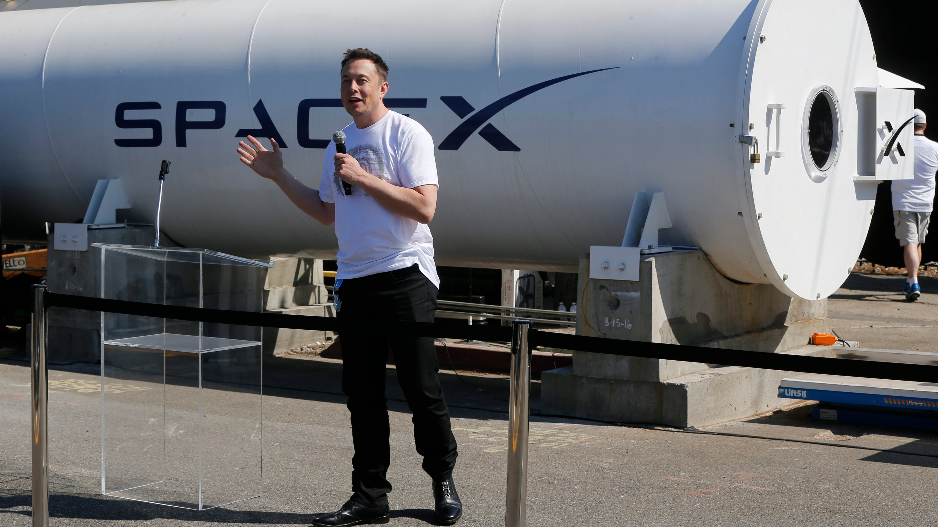Elon Musk reveals map for underground tunnel system in Los Angeles