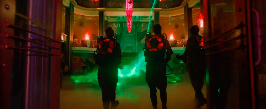 Here's Every Clue There Is to Find in the Second Ghostbusters Trailer