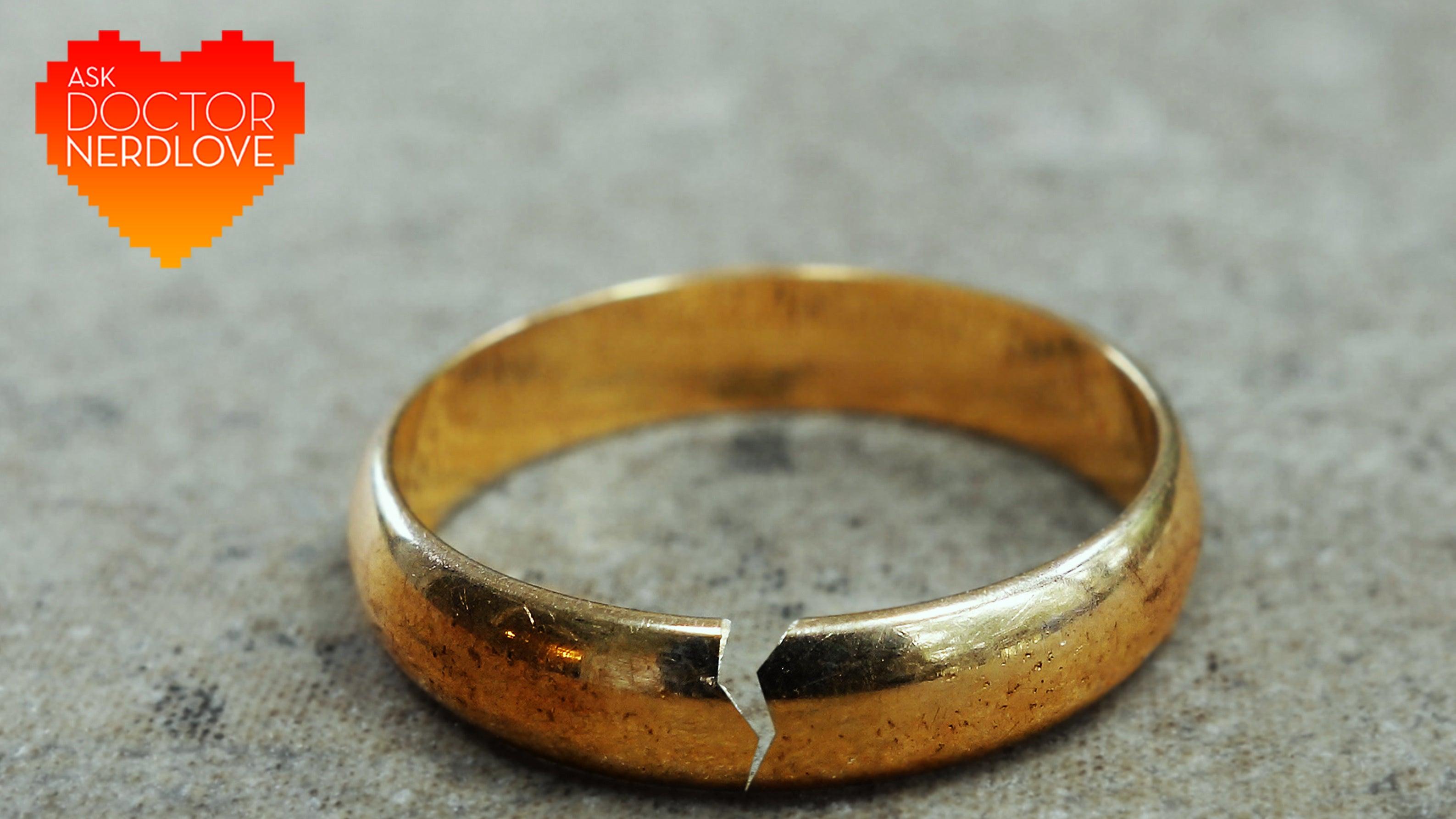 Ask Dr. NerdLove: Help, I Still Love My Ex-Wife!