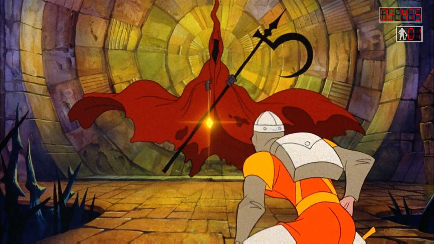 Ryan Reynolds Is In Talks With Netflix For An Adaptation Of Classic Video Game Dragon's Lair