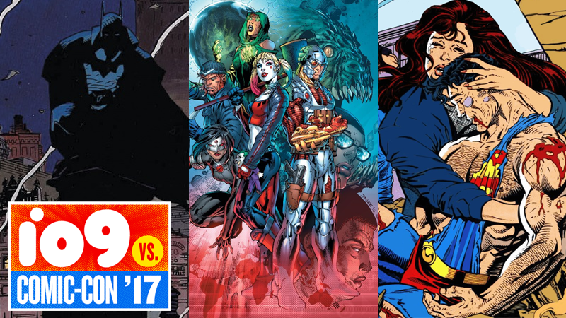 Gotham By Gaslight, Suicide Squad, And Death And Return Of SupermanAre DC's Next Animated Movies