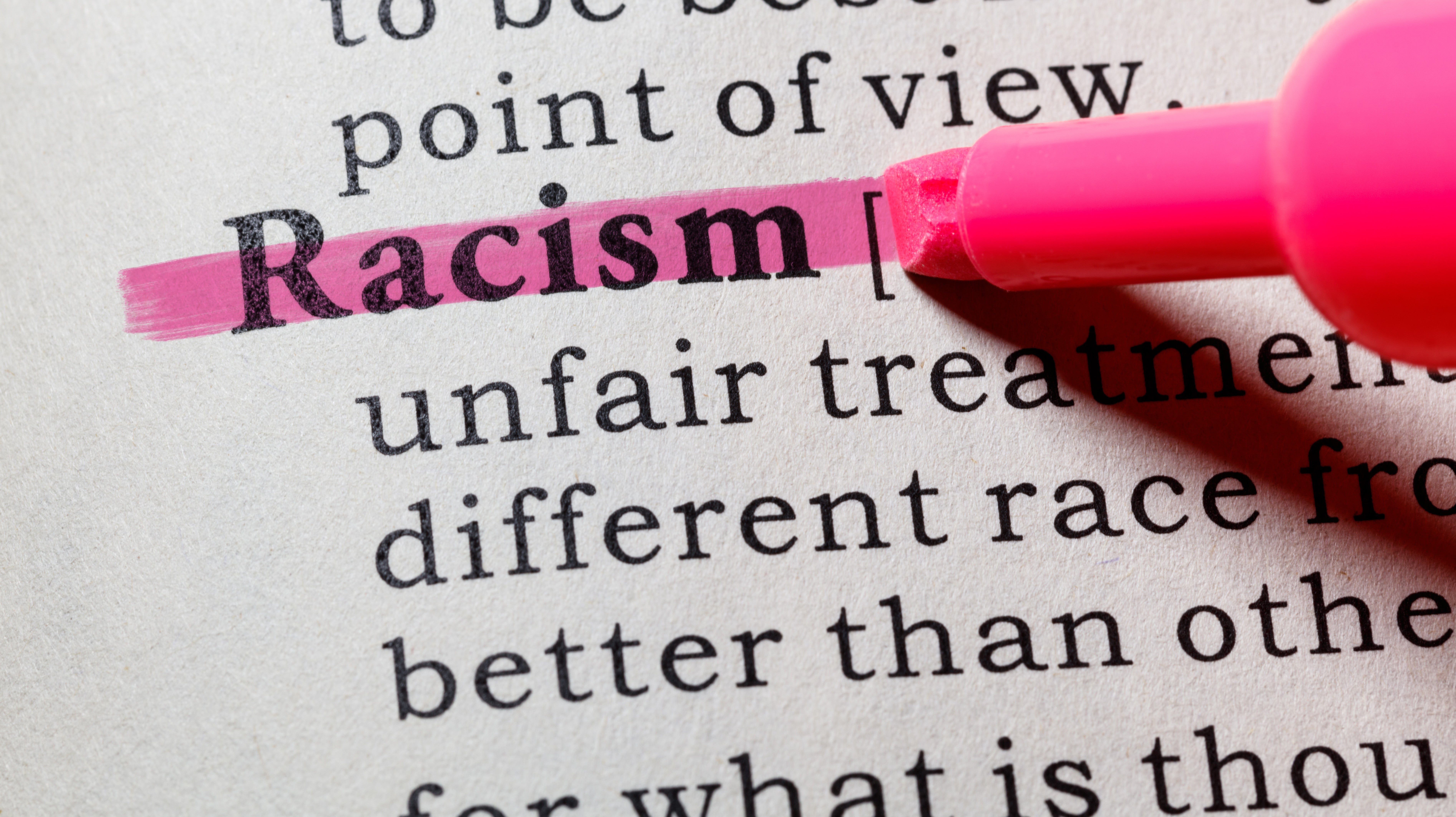 The Difference Between Being 'Not Racist' And 'Anti-Racist'