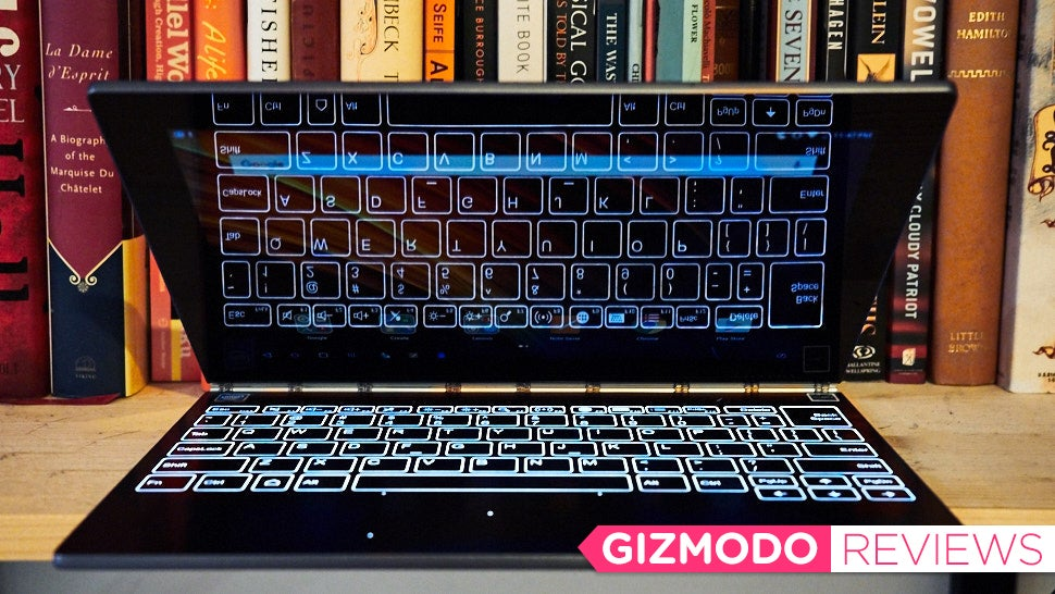 Lenovo Yoga Book: The Gizmodo Review