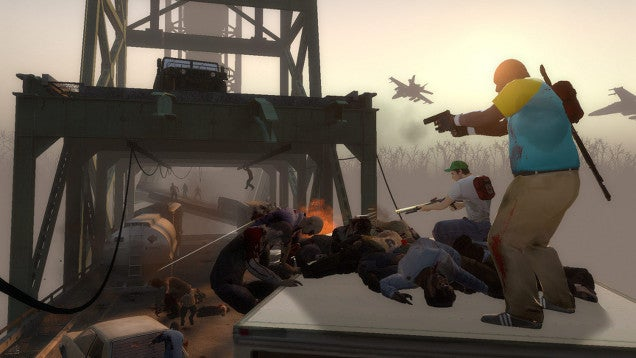 Five Years Later, Left 4 Dead 2 Is Finally Uncensored In Australia