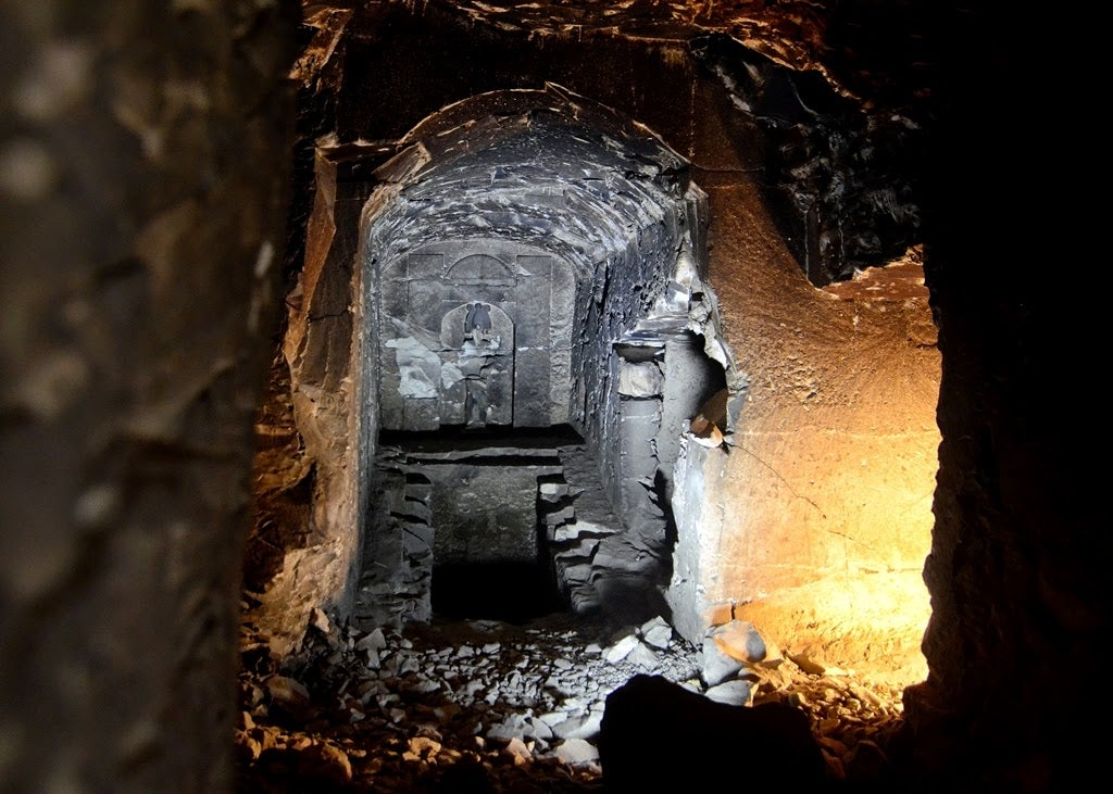 Archeologists discover mythical tomb of the god of the dead in Egypt