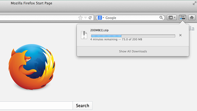 resume a failed chrome with firefox lifehacker australia