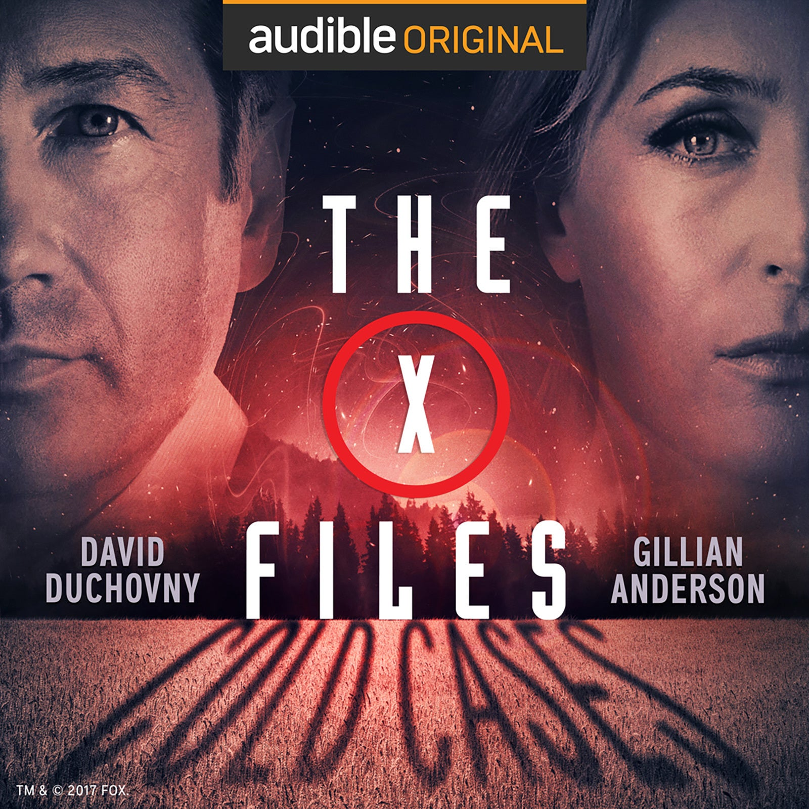 Gillian Anderson, David Duchovny reprise 'X-Files' roles for audiobook