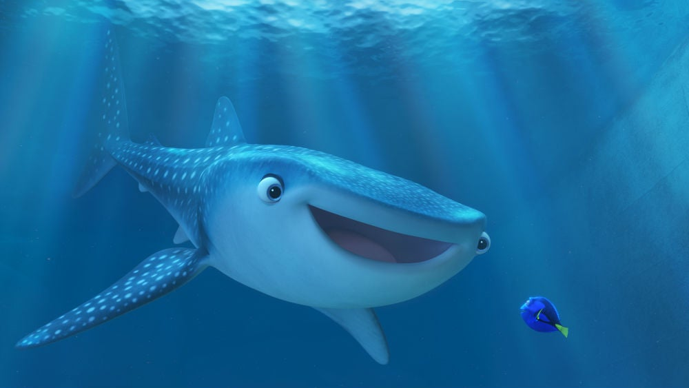 Finding Dory Is a Wonderful, Huge Adventure With Emotion to Spare