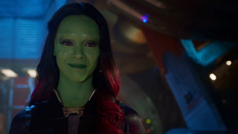Guardians Of The Galaxy Vol. 2's Merchandise Will Finally Give Gamora Her Due