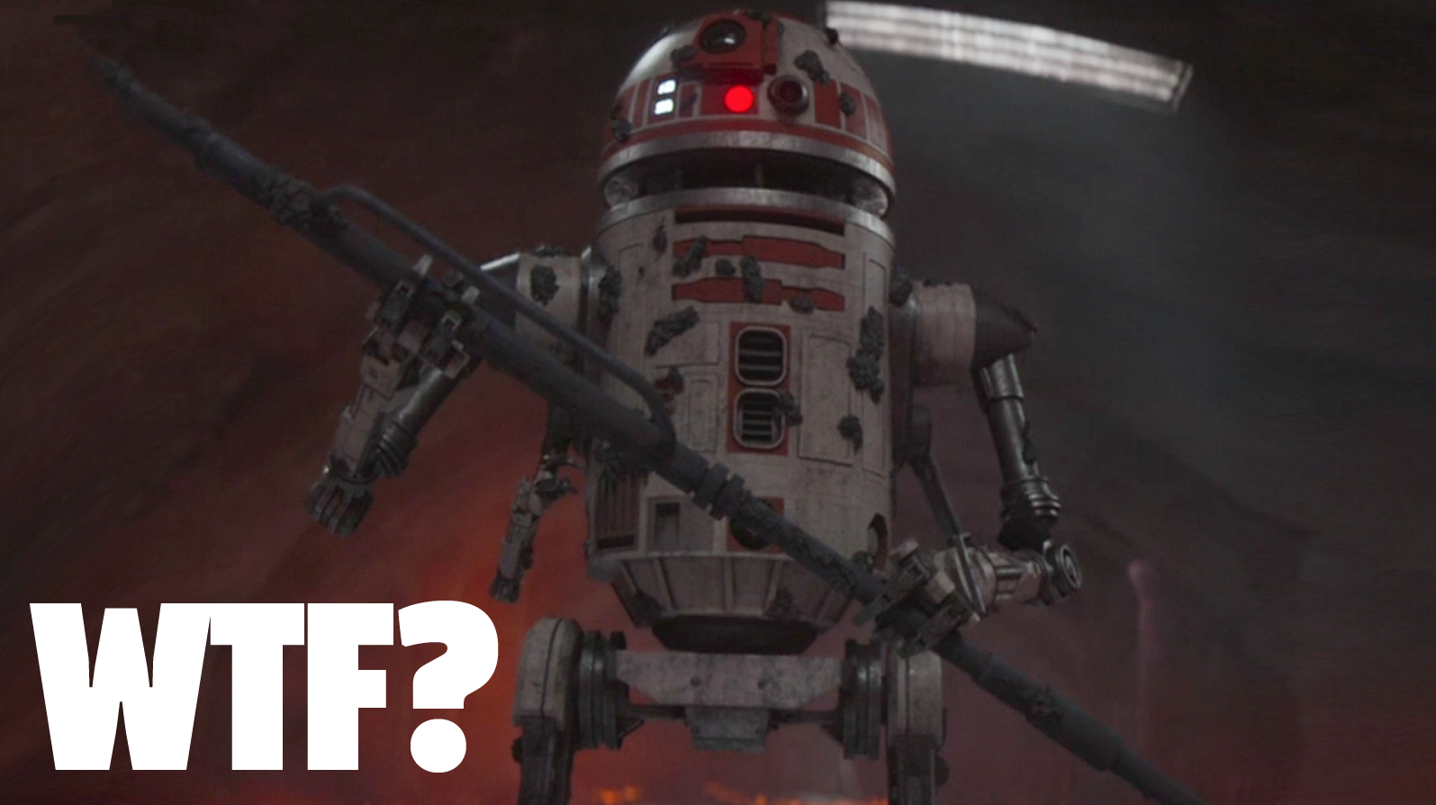 I Haven't Even Seen The Last Episode Of The Mandalorian Yet But We Have To Talk About That Droid
