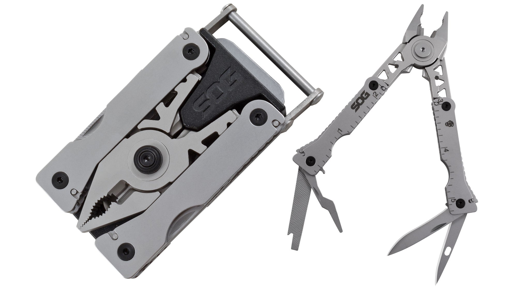 Be A Fashionable MacGyver With A Multi-Tool Hidden In Your Belt Buckle