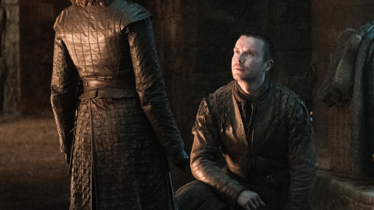 Even Gendry Thinks That Game Of Thrones Marriage Proposal Was Idiotic