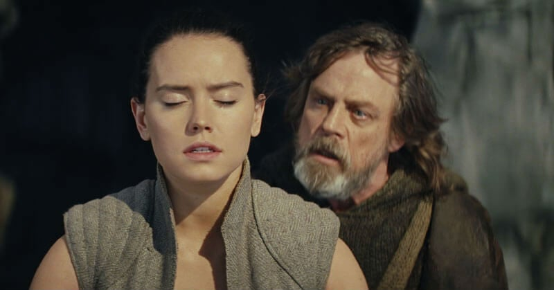 Rian Johnson Considered Every Option Before Choosing Rey's Parents For The Last Jedi