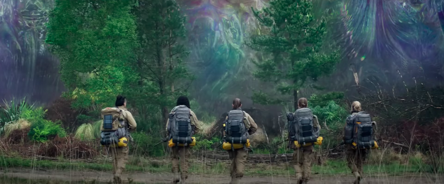 What We Loved About Annihilation, An Ecological Horror Story
