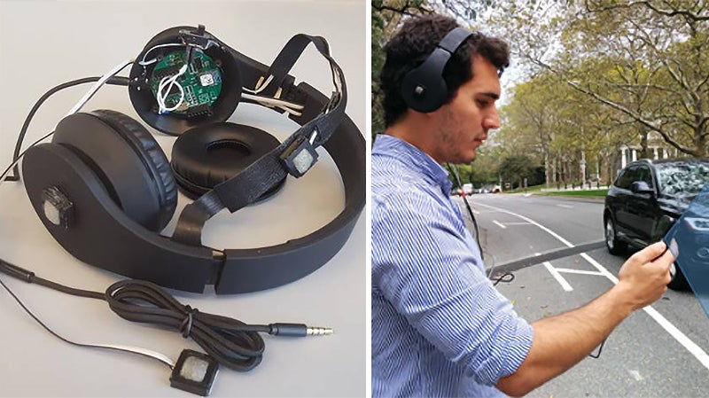These Noise-Cancelling Headphones Will Alert You To All The Dangers You Can't Hear